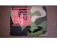 FIAT 500 Fashion Wallet