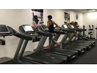 Technogym treadmill run 700