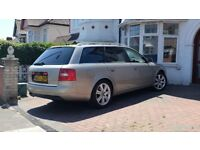 Audi A6 1.9 TDI Sport Estate Avant 2003 Manual