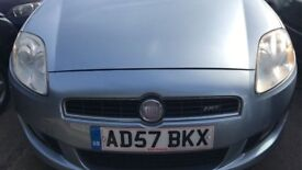 2007 FIAT BRAVO DYNAMIC T-JET (MANUAL PETROL)