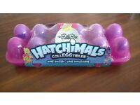 HATCHIMALS COLLEGGTIBLES ONE DOZEN EGG CARTON BRAND-NEW-AND-SEALED