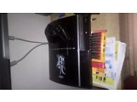 ps3 for sale mint condition with controller and games