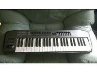 Midi Keyboard Controller - Roland Edirol PCR-M50