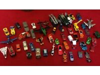 Job lot of cars, motorbikes and planes. Some official Cars and Planes from film.