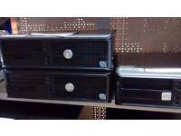 Dell Optiplex 755 pc desktop - Intel Core 2 Duo E4500 2.20GHz, 3Gb, 160GB, Win 7 Pro