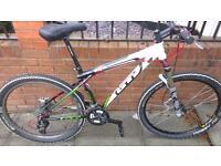 """GT mountain bike 16"""" 24 speed"""
