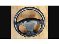 Vw corridor vr6 g60 steering wheel