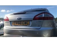2008 FORD MONDEO ZETEC TDCI (AUTOMATIC DIESEL)