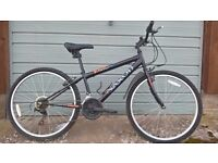 Ladies All Terrain Bicycle rarely used £50