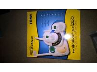 Tomy walkabout baby monitors
