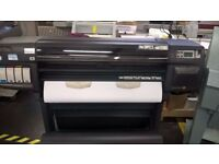 HP DesignJet 1055cm Large Format Inkjet Printer