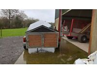 For Sale Dog Trailer