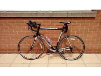 Cannondale Caad 8 Black Road Bike 61cm Frame
