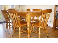 Farmhouse Table & Chairs Wanted