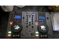 TIBO DJ USB CONTROLLER FULL FEATURES IDEAL FOR BEGINNER FIRST 25 POUND