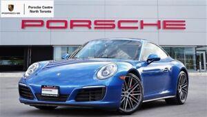 2017 Porsche 911 SPORT PACKAGE, BOSE, 20 WHEELS