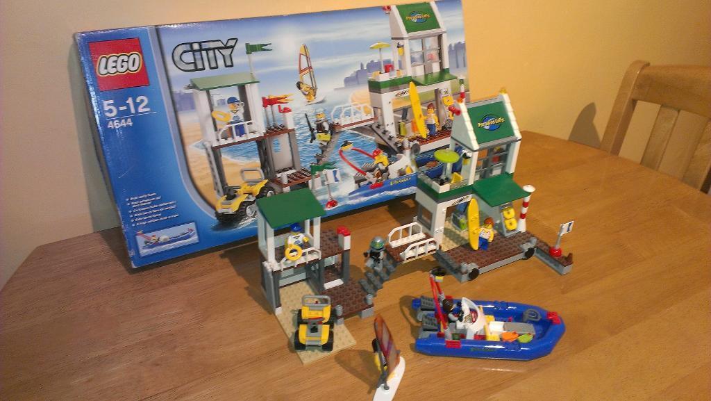 Lego City 'Marina' - 4644