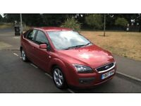 FORD FOCUS 2007 07 1.6 ZETEC CLIMATE 5 DOOR HATCHBACK AUTOMATIC, 1 YEARS MOT 1695