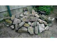 FREE TO COLLECT natural stone