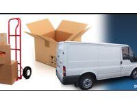 Removals + man and van hire