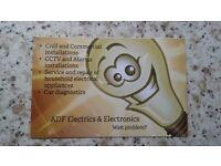 ADF Electrics and Electronics