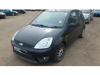 2004 Ford Fiesta Zetec S DAMAGED SALVAGE