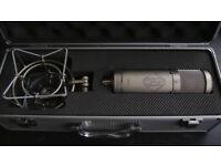 Sontronics STC-2 Large-Diaphragm Condenser Microphone Silver
