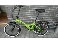 Folding bike. Brand new never riden