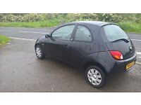 2002 FORD KA COLLECTION 9 MONTHS M.O.T GLEAMING BLACK