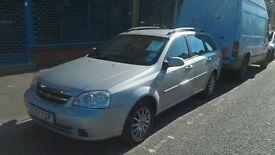 CHEVROLET LACETTI ESTATE 1.6