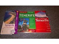 3 Tenerife Guide Books