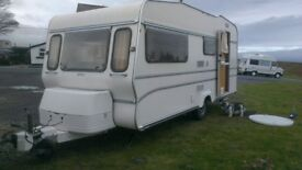 classic marquis 4 berth caravan in lovely condition