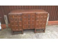 Antique Sideboard/Cabinet- Very Good Condition