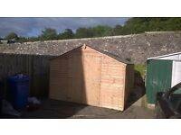 NOW SOLD - Huge Garden Shed for sale
