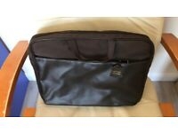 NEW Antler Leather Laptop type Bag