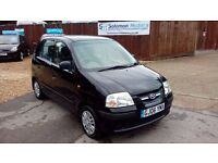 HYUNDAI AMICA 1.1 L & VERY LOW MILEAGE AND NEW MOT + 6 MONTH WARRANTY