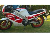 1989 tzr 125 (px or swap)