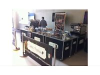 Urgent Sale Complete Cafe Equipment, Catering Trailer, Mobile Coffee Shop Business