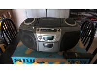 AIWA Remote control CD/TUNER/TAPE Player