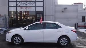 2014 Toyota Corolla RETOUR DE LOCATION FIRST PAYMENT IN MARCH 20