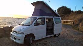 Mazda Bongo 2.5d Auto FREE TOP, 4 berth, 8 Seater. Rare 2wd,