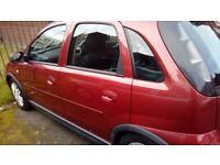 Opal / Vauxhall Corsa Club 998cc 16v 2006 5 Door Hatchback 66400 miles