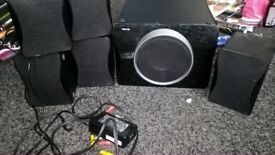 tecknika speakers