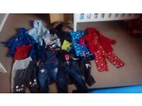 12-24month boys clothes
