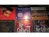 UK CD albums
