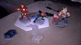 Disney infinity starter pack 2.0 Marvel Super Heroes