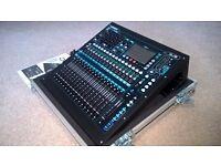 Allen & Heath QU16 - Digital Mixer + hard case
