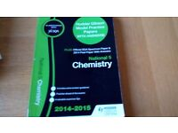 National 5 Chemistry Hodder Gibson practice papers and answers