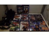 Playstation 2 bundle, games,mem card, controller & all wires **1 Months warranty