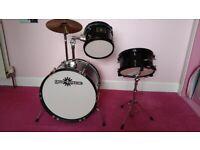 Junior Drum Kit Age 4+
